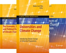Climate Change Management (39 Book Series)