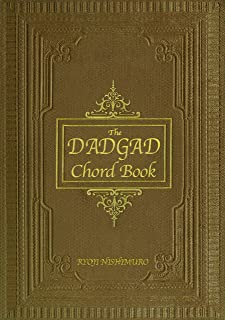 The DADGAD Chord Book
