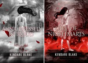 Anna Dressed in Blood Series (2 Book Series)