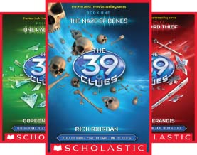 The 39 Clues Books 1-5: The Maze of Bones / One False Note / The Sword Thief / Beyond the Grave / The Black Circle (5 Book...