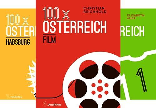100 x Österreich (Reihe in 4 Bänden)