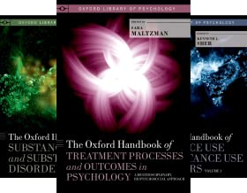OXFORD LIBRARY OF PSYCHOLOGY (51-100) (50 Book Series)