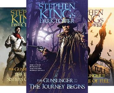 Stephen King's The Dark Tower: The Gunslinger