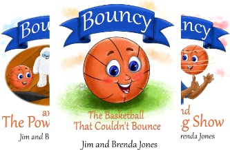 Bouncy and Friends (3 Book Series)