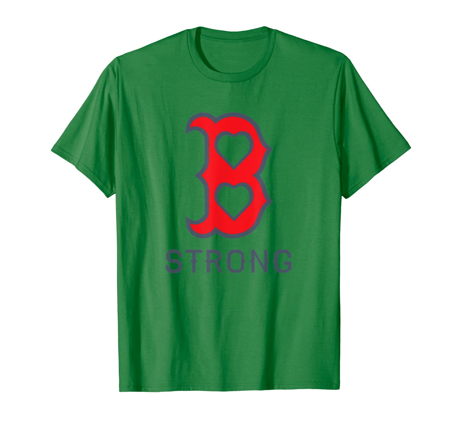 Boston strong for PATRIOTS DAY shirt-TH