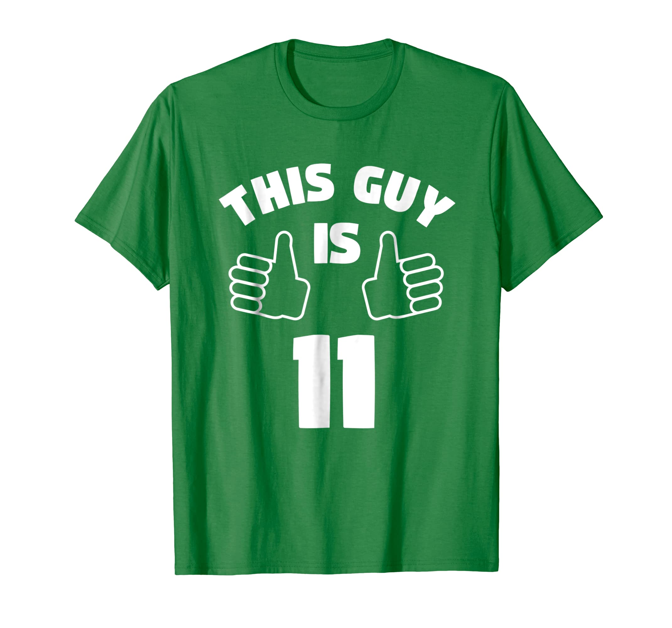 Amazon This Guy Is 11 Years Old T Shirt