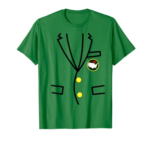38bf7cc3 Image Unavailable. Image not available for. Color: The Green Jacket Master  Golf T-Shirt