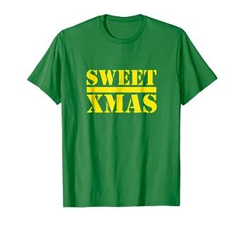 Amazon.com: Sweet Xmas shirt: Clothing