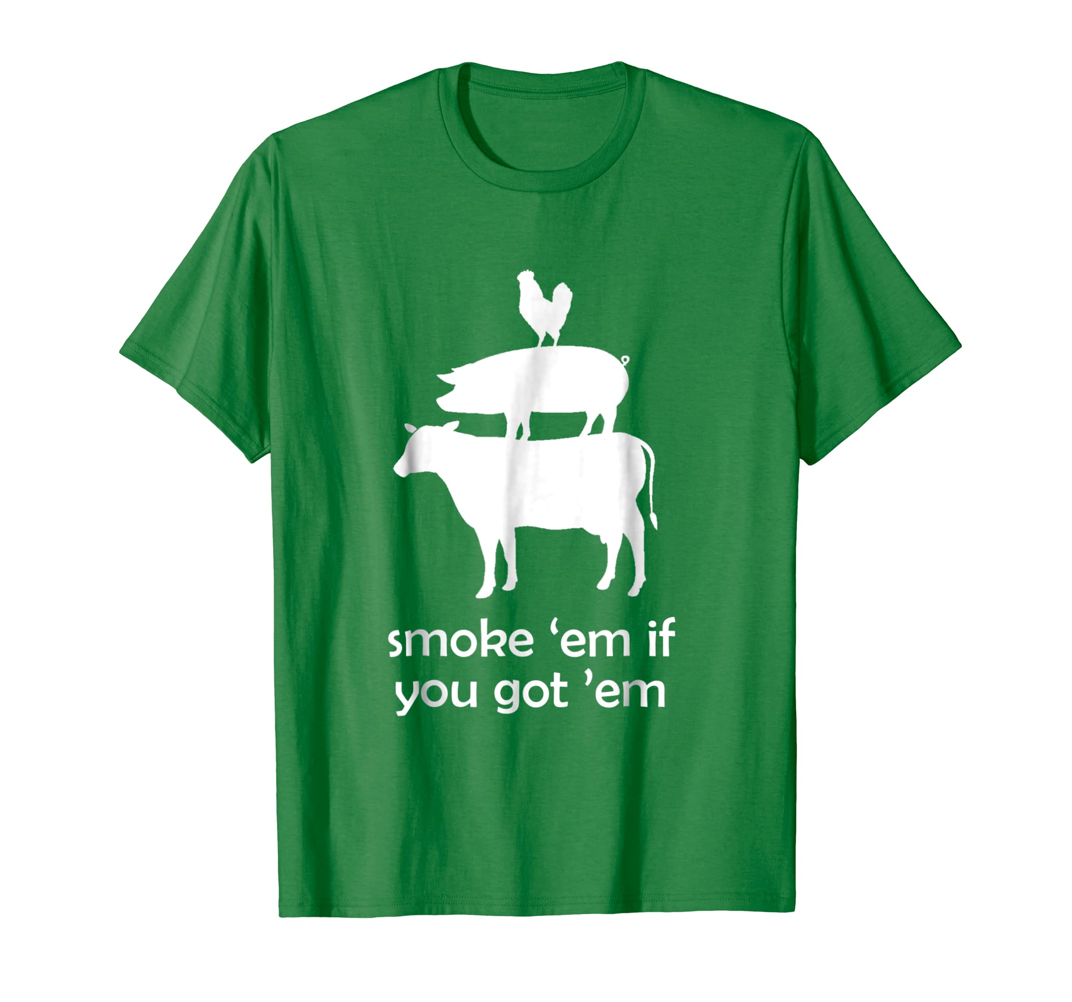 388cf200 Amazon.com: Funny BBQ T Shirt Smoking Meat Smoker Accessories Grilling:  Clothing
