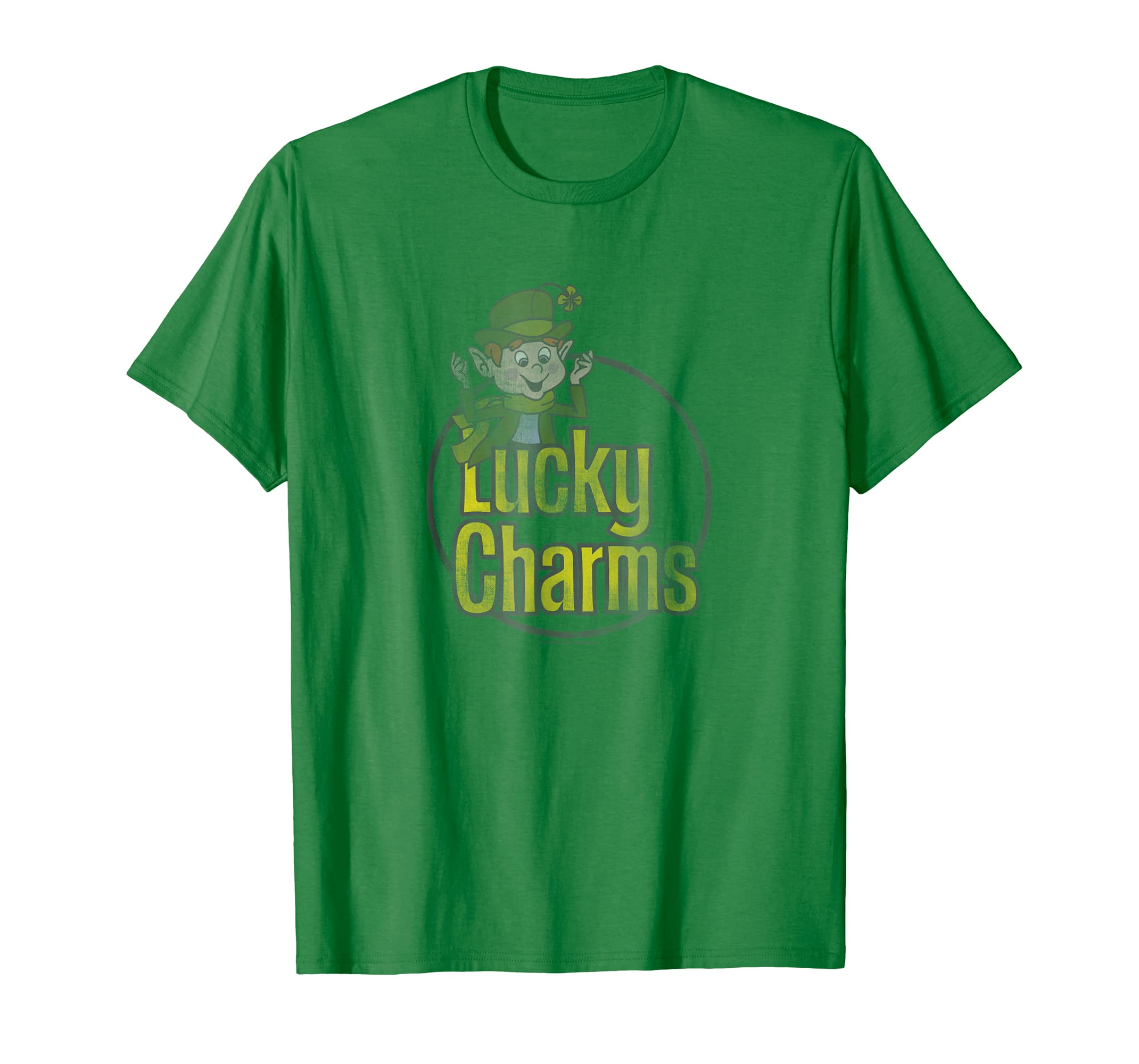 ca8ed8c327c Amazon.com  Lucky Charms Cereal T-Shirt