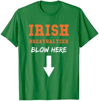 Patricks Day Funny Sweatshirt Irish Long Sleeve Shirt for Paddys Day BesserBay Adult Unisex St