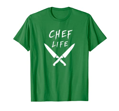 Funny Chef Life T-Shirt – Culinary Gangster Gift Tee