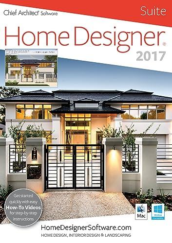 Home Designer Suite 2017 (PC) [Download]