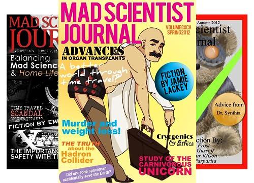 Mad Scientist Journal (32 Book Series)