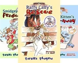 Animal Protector Series (4 Book Series)
