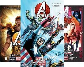 Avengers World (2014-2015) (4 Book Series)