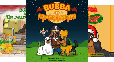 Bubba and Friends Book Series (4 Book Series)