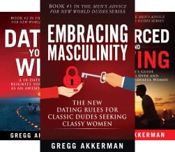 Men's Advice for New World Dudes (4 Book Series)
