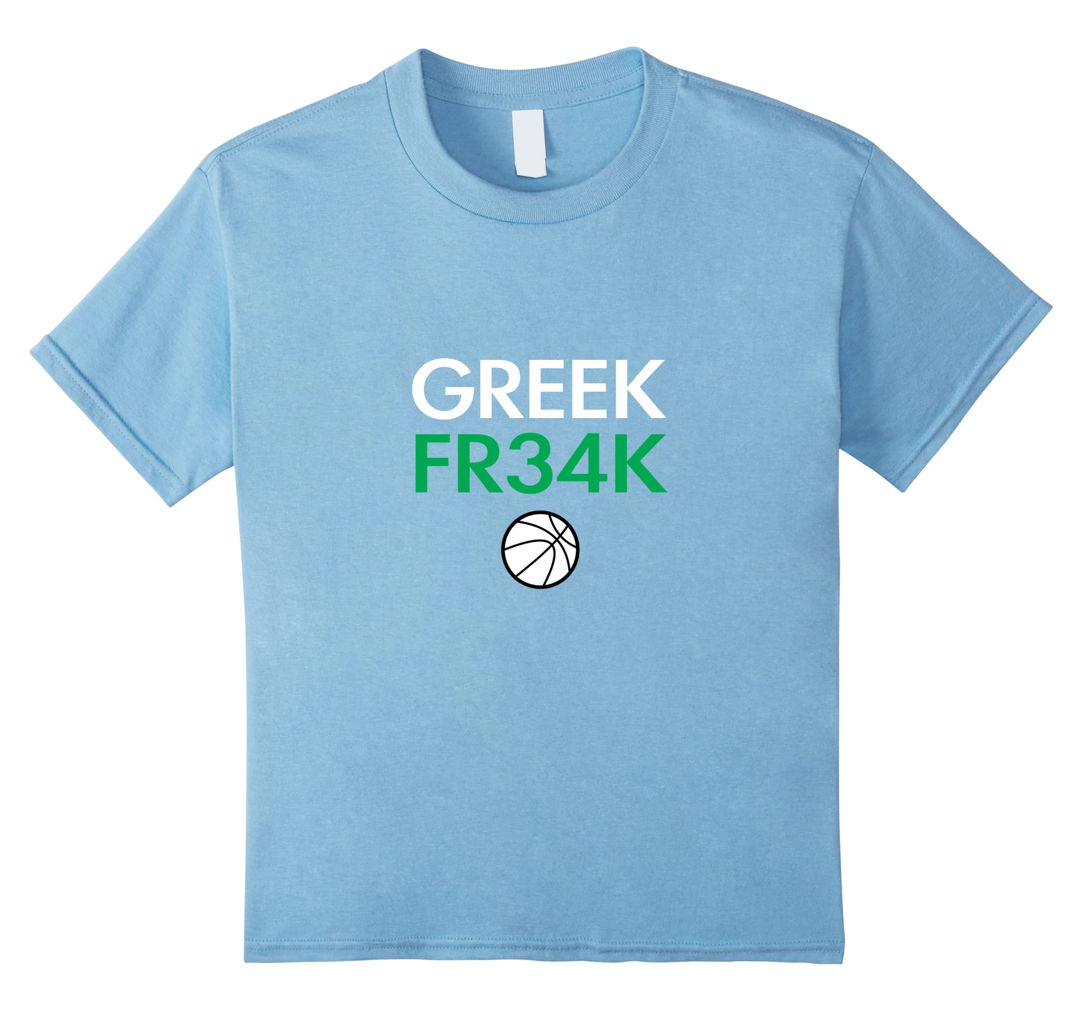 Greek Freak T Shirt-Awarplus