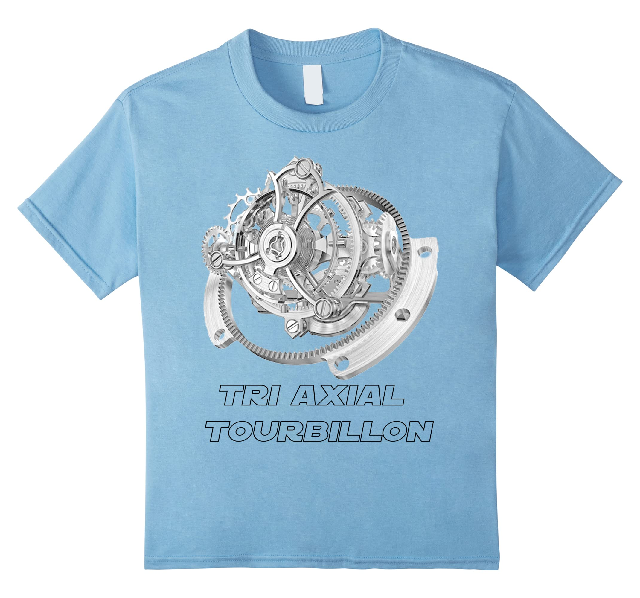 Watch Movement Tourbillon Watchmaker T shirt-Tovacu