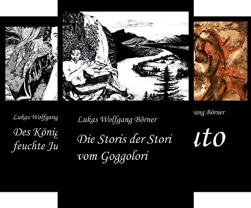 Börners Märchen (Reihe in 3 Bänden)