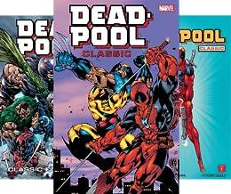 Deadpool Classic (25 Book Series)