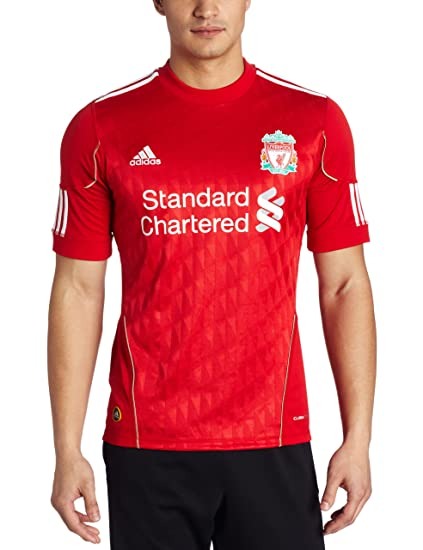 Liverpool Home Jersey (Red) : Amazon.in: Sports, Fitness & Outdoors