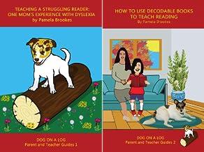 DOG ON A LOG Parent and Teacher Guides (2 Book Series)