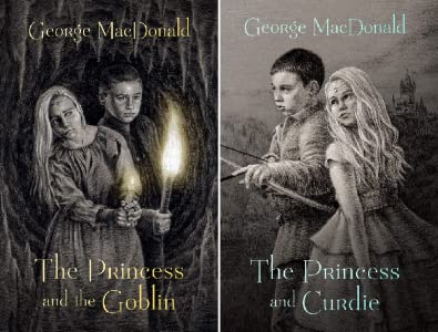 The Princess Irene and Curdie Series