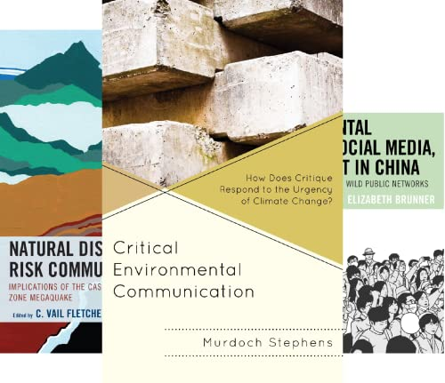Environmental Communication and Nature: Conflict and Ecoculture in the Anthropocene (6 Book Series)