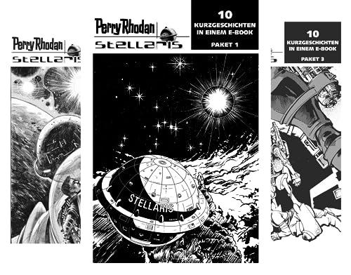 Perry Rhodan Stellaris Paket (Reihe in 6 Bänden)