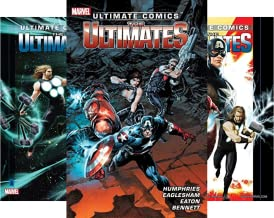 Ultimate Comics Ultimates (3 Book Series)
