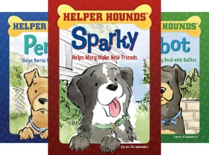 Helper Hounds (6 Book Series)