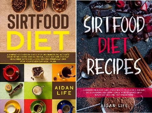 Sirtfood Diet (2 Book Series)