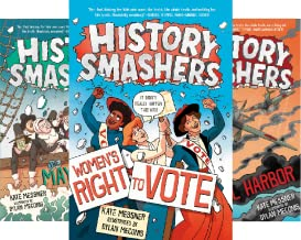 History Smashers (3 Book Series)