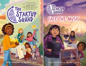 The Startup Squad (2 Book Series)