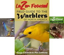 Lazer Focused Field Guides (5 Book Series)