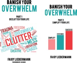 Banish Your Overwhelm (2 Book Series)