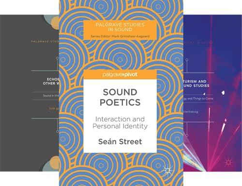 Palgrave Studies in Sound (9 Book Series)