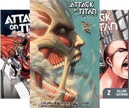 Attack on Titan (34 Book Series)