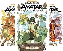 Avatar: The Last Airbender (4 Book Series)