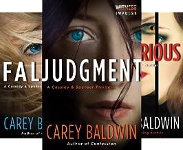 Cassidy & Spenser Thrillers (3 Book Series)
