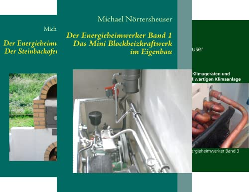 Der Energieheimwerker (Reihe in 5 Bänden)