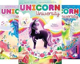 Unicorn University (4 Book Series)