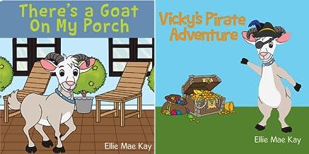 The Adventures of Vicky Van Goat (2 Book Series)