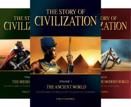 The Story of Civilization (4 Book Series)