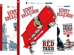 Benny Breakiron (4 Book Series)