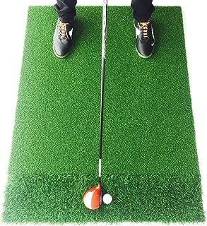 Motivo Golf StrikeDown Dual-Turf Pro Golf Hitting Mat (3 x 4 Feet) Free Two-Day Delivery