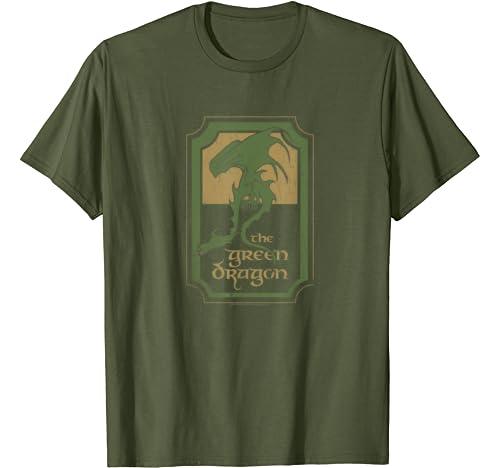 Rings Green Dragon Tavern Shirt product image