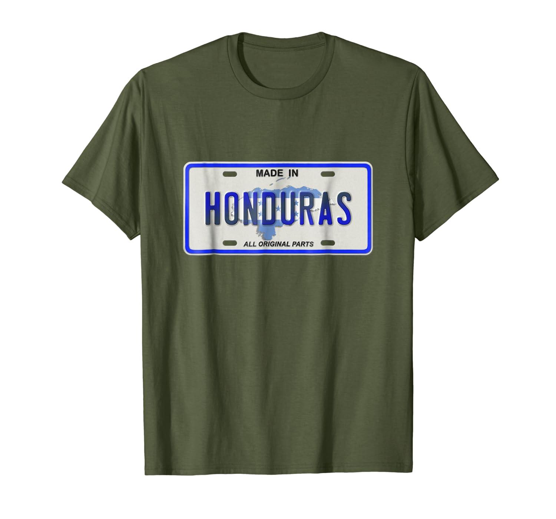 Amazoncom Made In Honduras Shirt Catracho Tshirt Camiseta